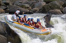 Barron River Rafting Package