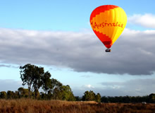 Ballooning & Green Island Adventure