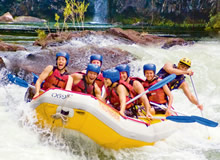 2 Day Silverswift Reef & Rafting