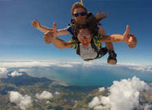 Green Island & Skydive Adventure
