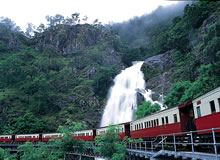 2 Day Green Island, Kurand Train & Skyrail Adventure